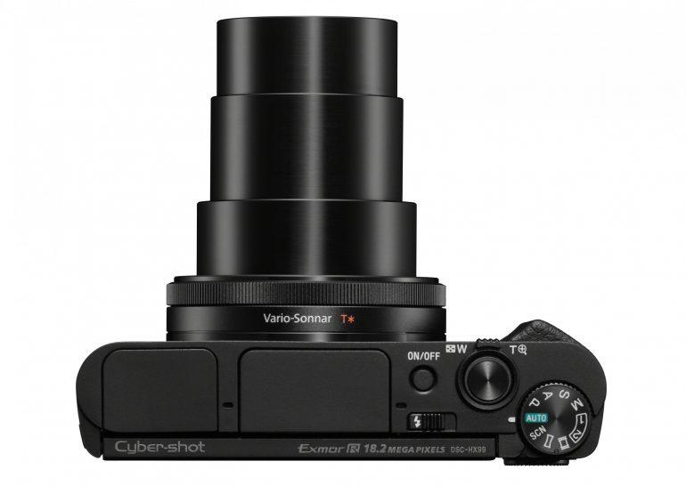Sony анонсира два компактни фотоапарата в сегмента суперзум. Това са