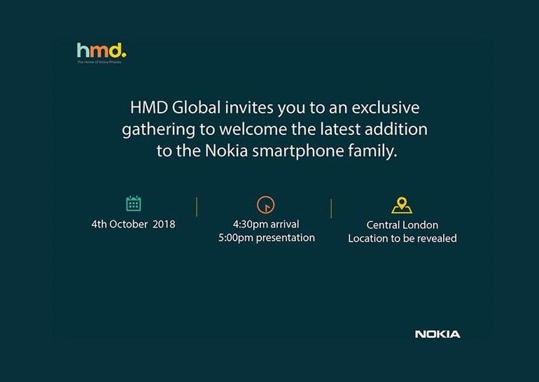 Компанията HMD Global започна да изпраща покани за мероприятие, което