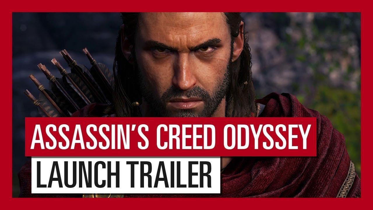 Обратното броене започна.Ubisoft представи премиерния трейлър към Assassin's Creed Odyssey,