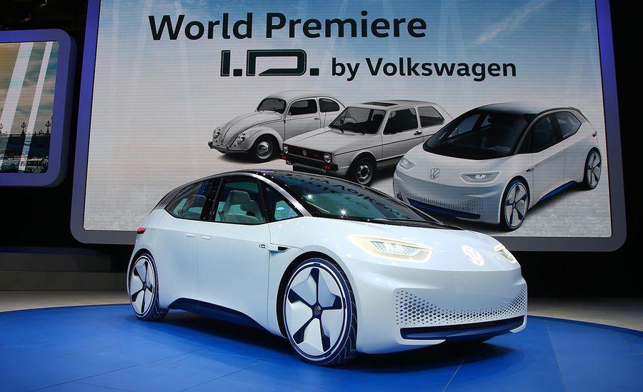 Компанията има амбицията да е водач в EV революцията.По-рано днес