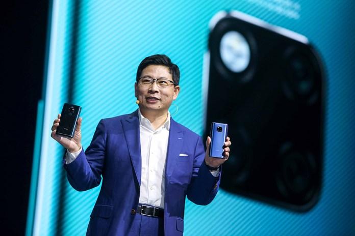 Целта на Huawei