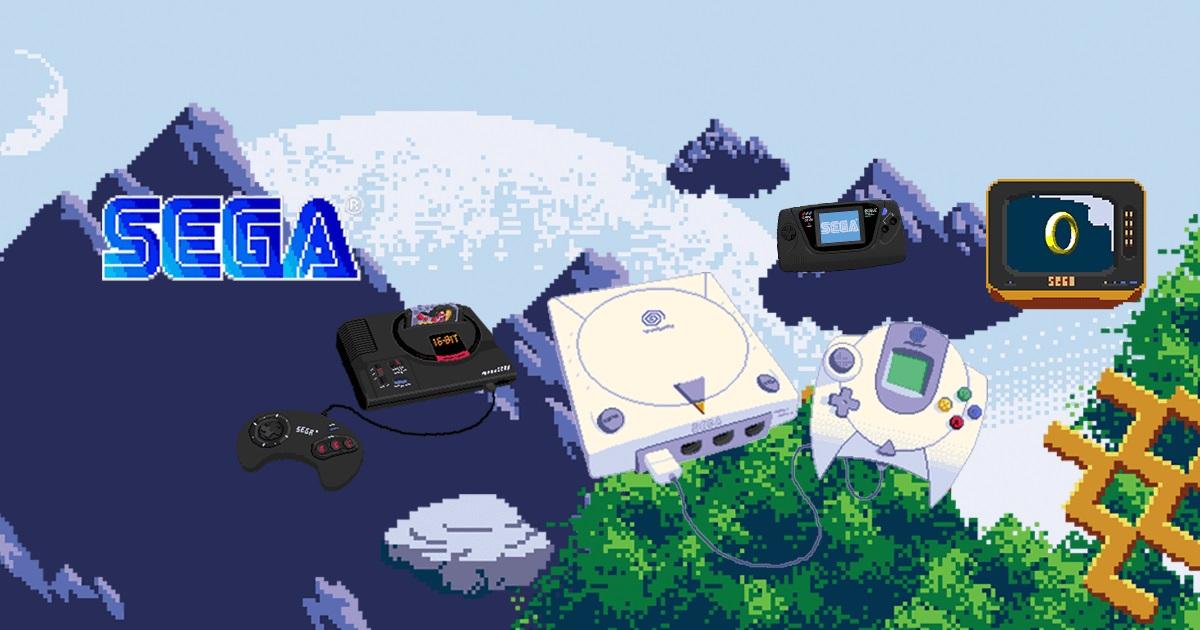 Легендарният издател и разработчик на поколения конзоли и игри Sega