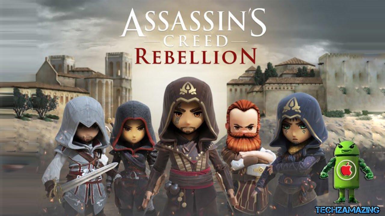 Асасинът превзема и мобилния.Ubisoft обяви, че безплатната стратегия Assassin's Creed