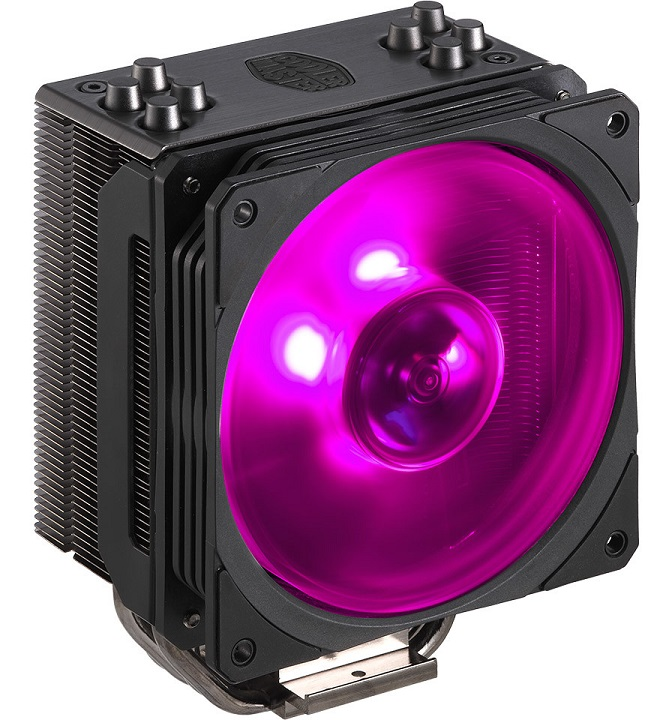 Cooler Master    Hyper 212 Black Edition  RGB Black Edition