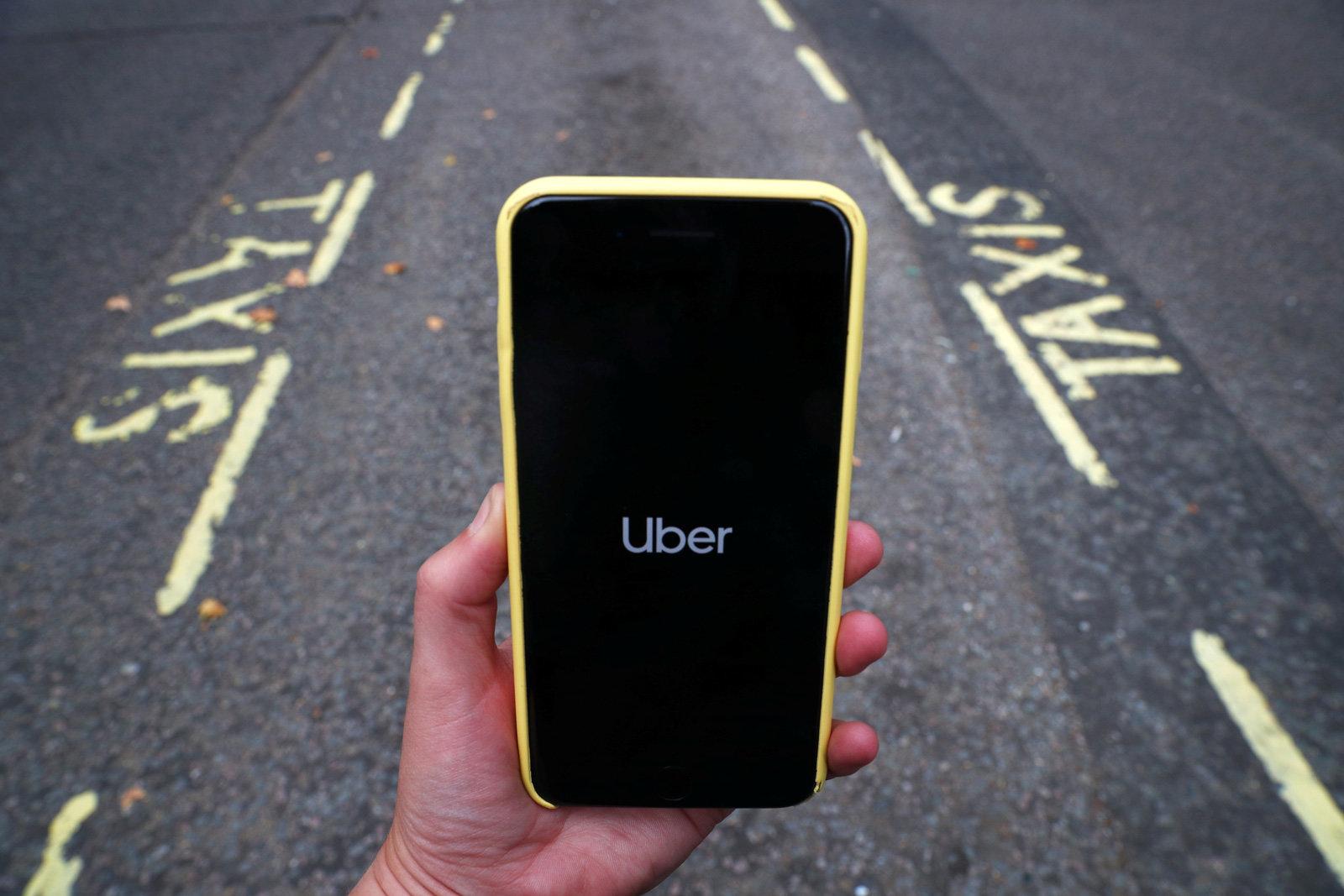 Uber продължава да прави стъпки към подсилване на сигурността на