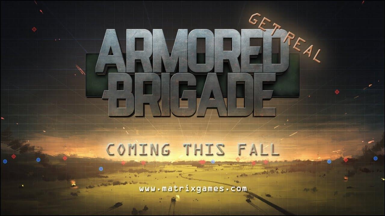 Войната започна!Вчера излезе RTS стратегията на Vetikka Studios, Armored Brigade