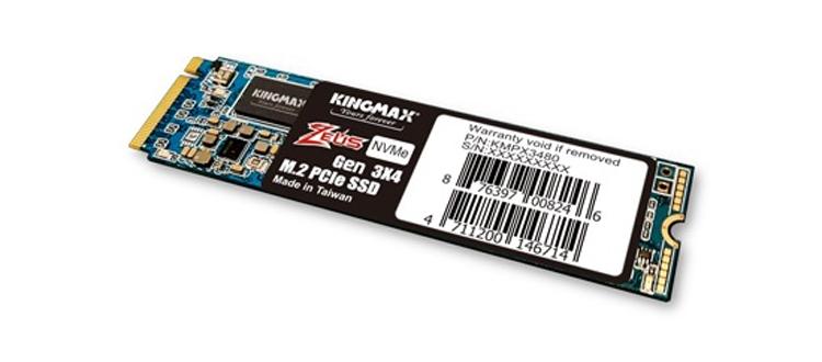 Популярният тайвански производител на флаш дискове и оперативна памет Kingmax