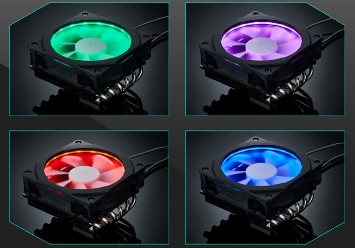 Phanteks представи охладителя PH-TC12LS-RGB за малогабаритни системи