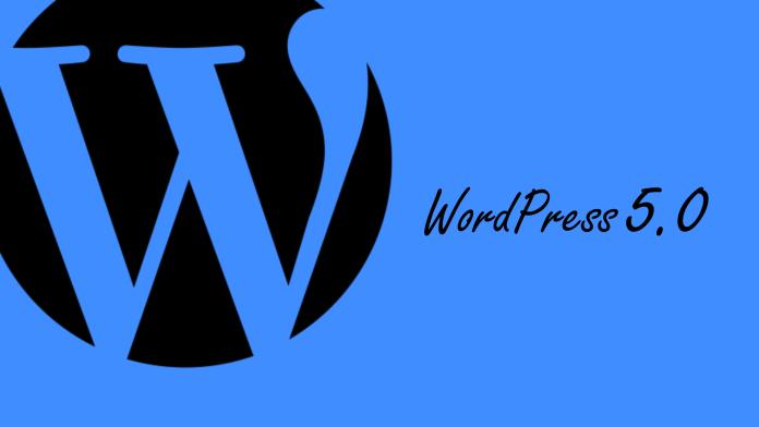 WordPress 5.0,