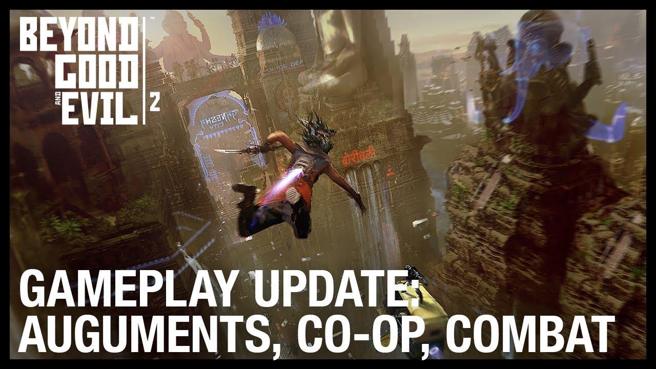 Играта изглежда невероятно.Ubisoft показаха светът на Beyond Good and Evil
