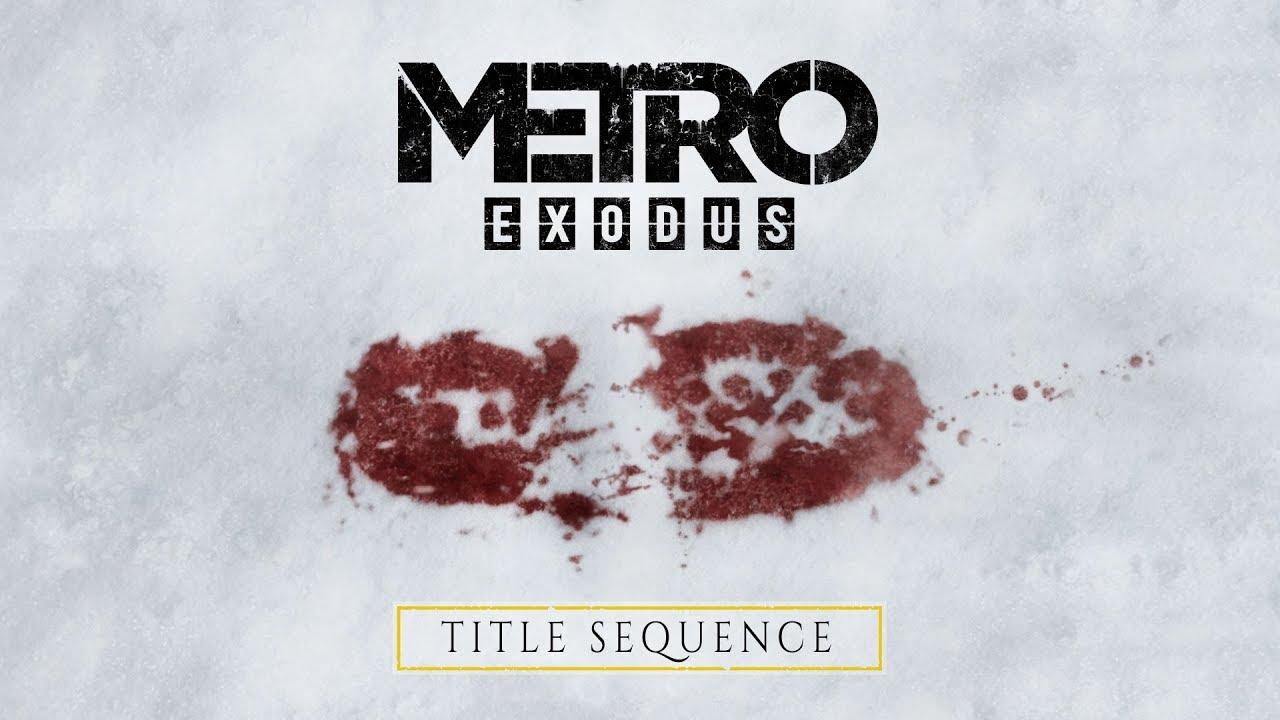 Играта черпи вдъхновение от третата книга от поредицата.Metro Exodus, третата