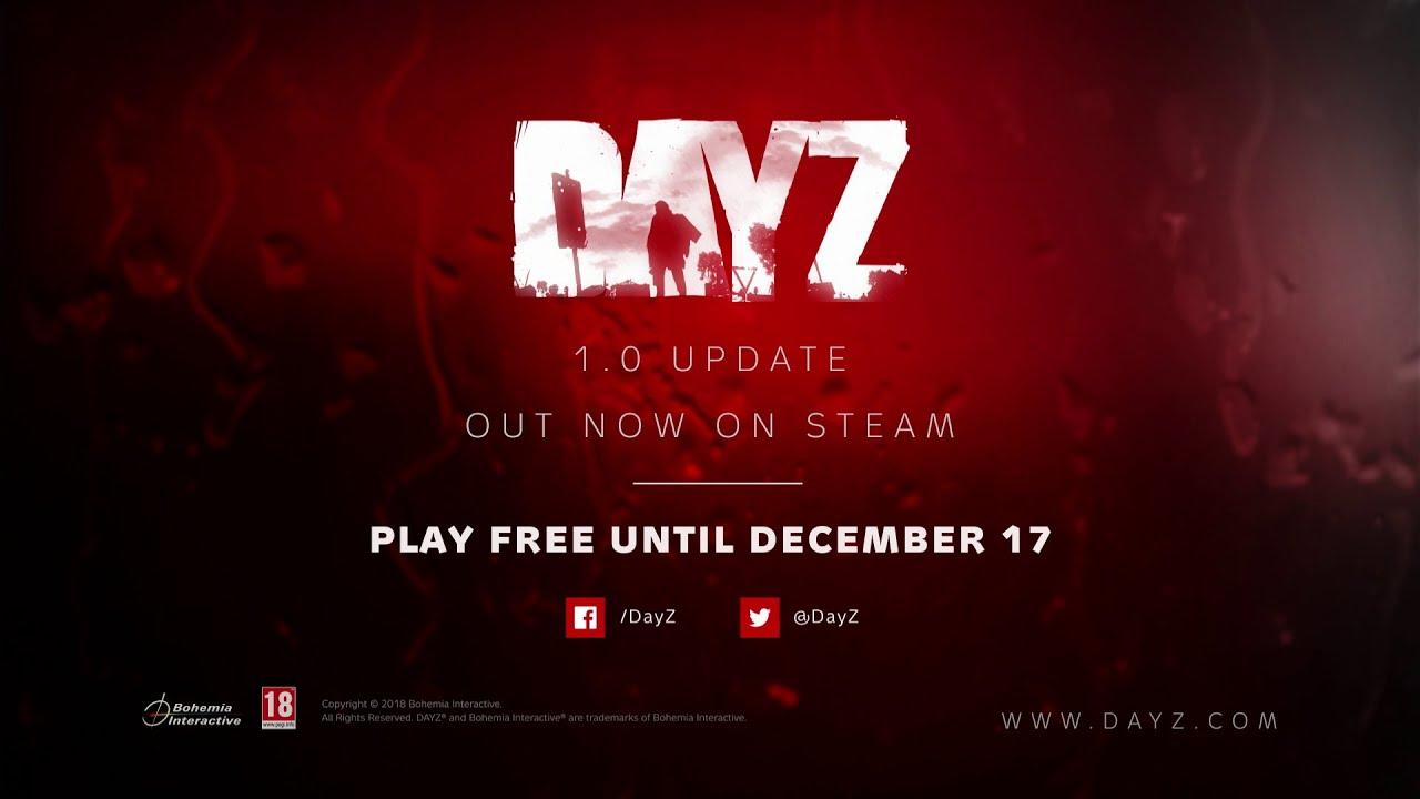 След пет години, прекарани в средата на Early Access, DayZ