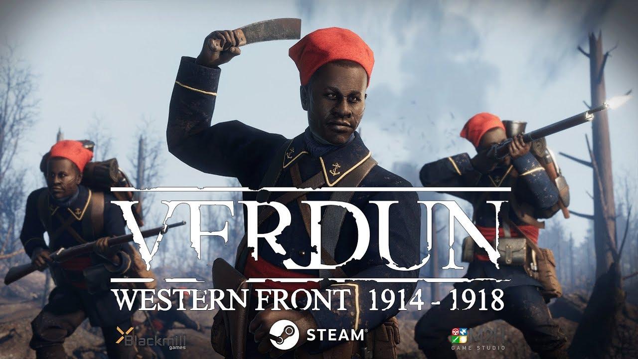 Един от най-уважаваните FPS шутъри днес, Verdun, получава ново обновление