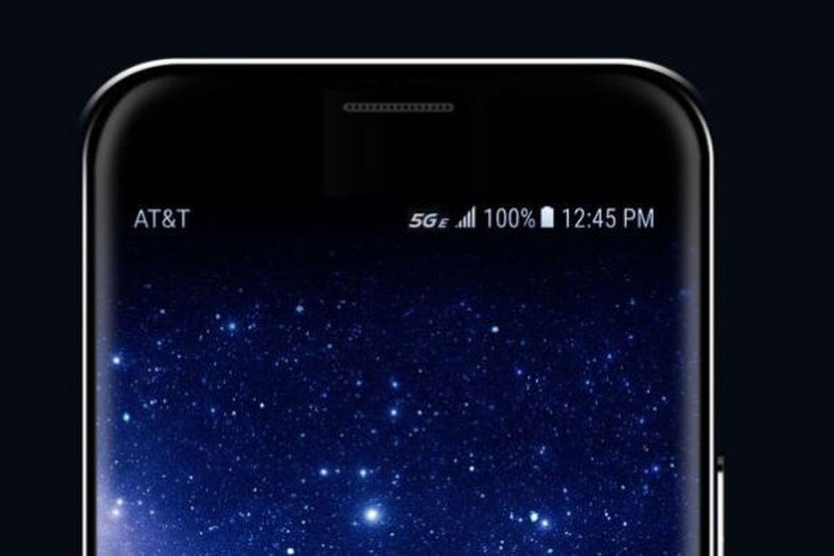 Снимка: AT&T премина към 5G чрез смяна на иконката в дисплея