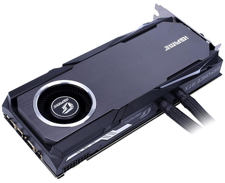Китайската компания Colorful Technology анонсира видеокартата iGame GeForce RTX 2070