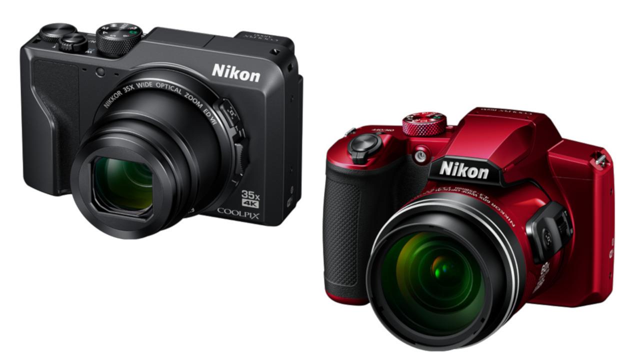 Nikon представя два нови фотоапарата COOLPIX със суперувеличение, които предлагат