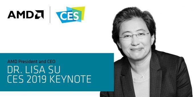 -  ,   CEO  AMD,         CES 2019