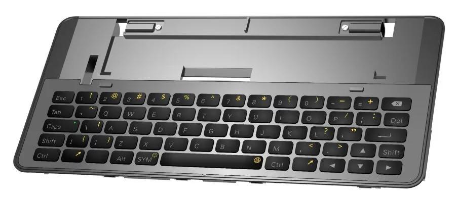 Компанията F(x) Technology подготвя слайдер с QWERTY клавиатура