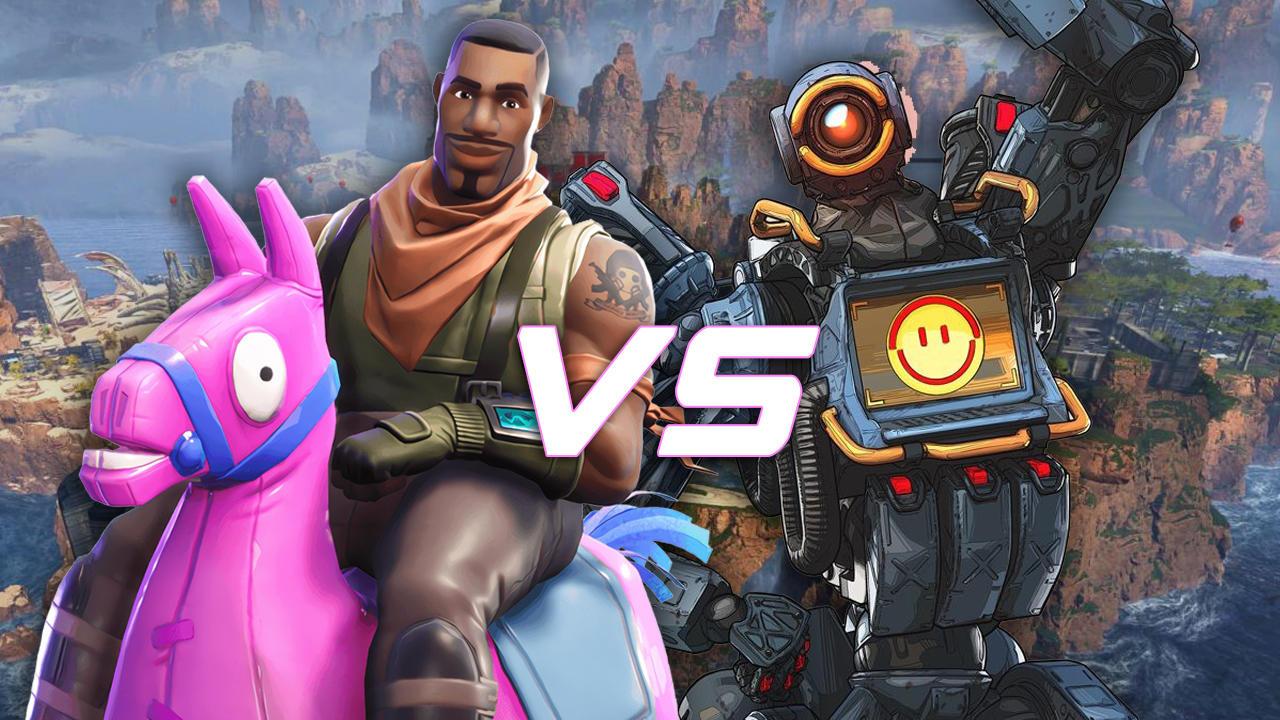 Снимка: Битката на Battle Royale игрите: какви са разликите между Fortnite и Apex Legends