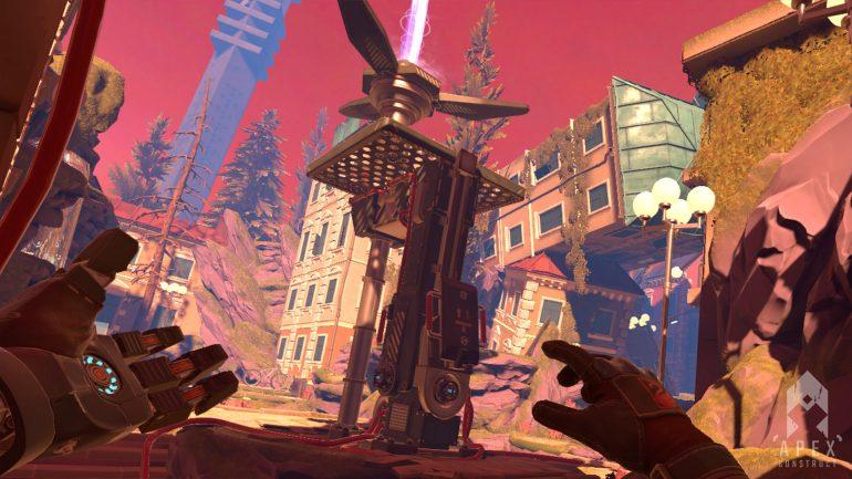 Снимка: Apex Construct VR - как объркването на имена може да донесе невиждан успех на една игра