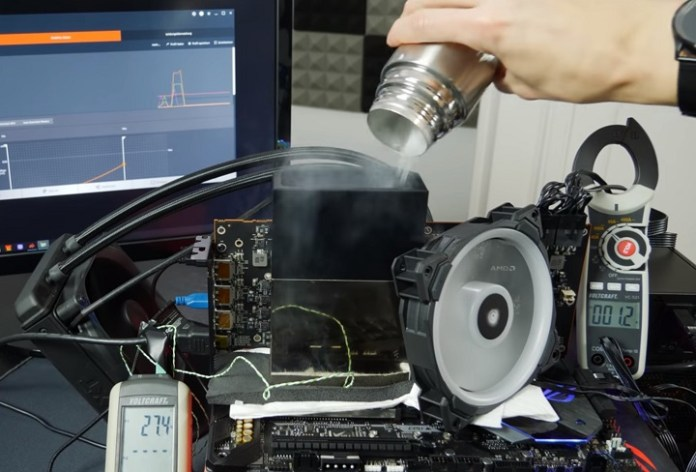 AMD Radeon VII: 2149 MHz