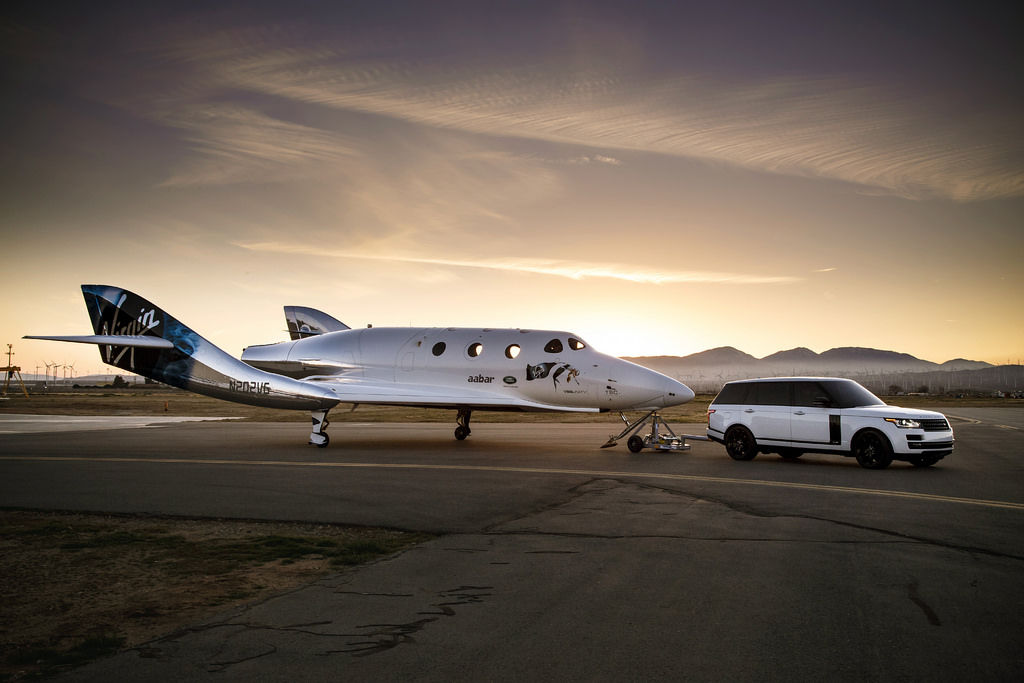 Virgin Galactic успешно изпрати първия си пробен полет до предела