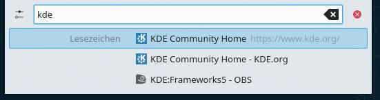 KDE Plasma 5.15