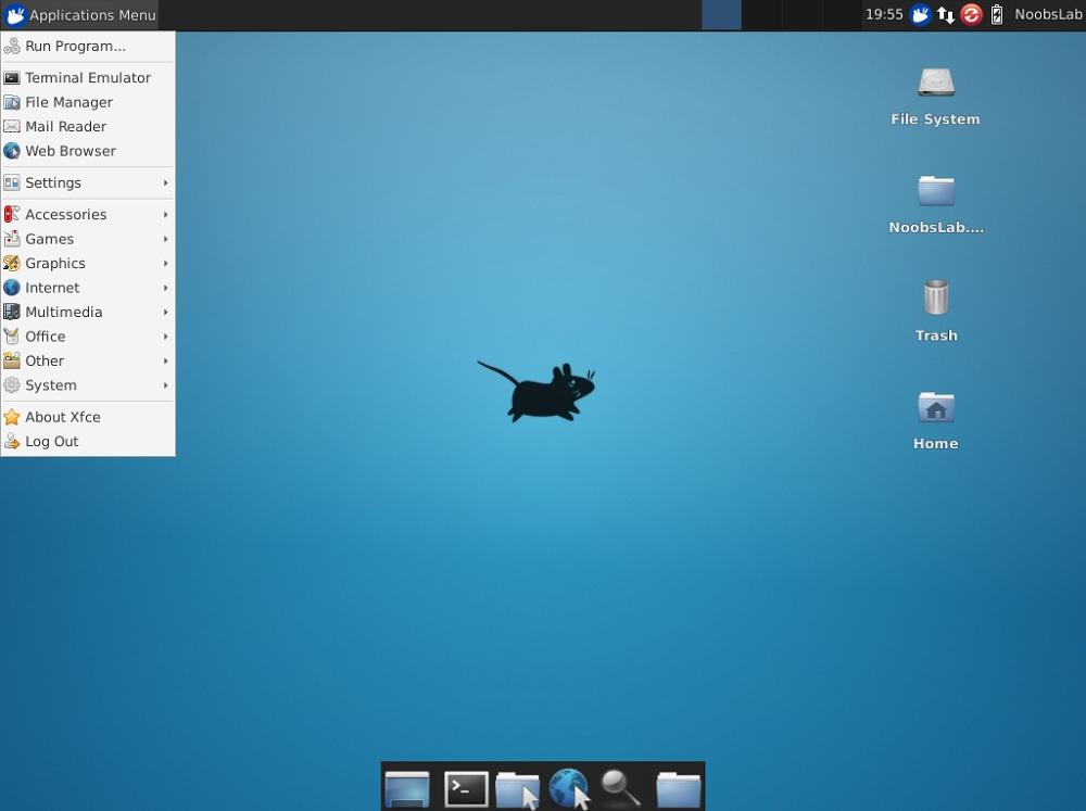 Ще разгледаме най-популярните графични среди за GNU/Linux, като ще ги