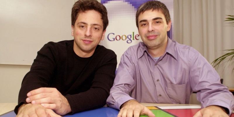Снимка: Основателите на Google изглежда загубиха интерес към компанията
