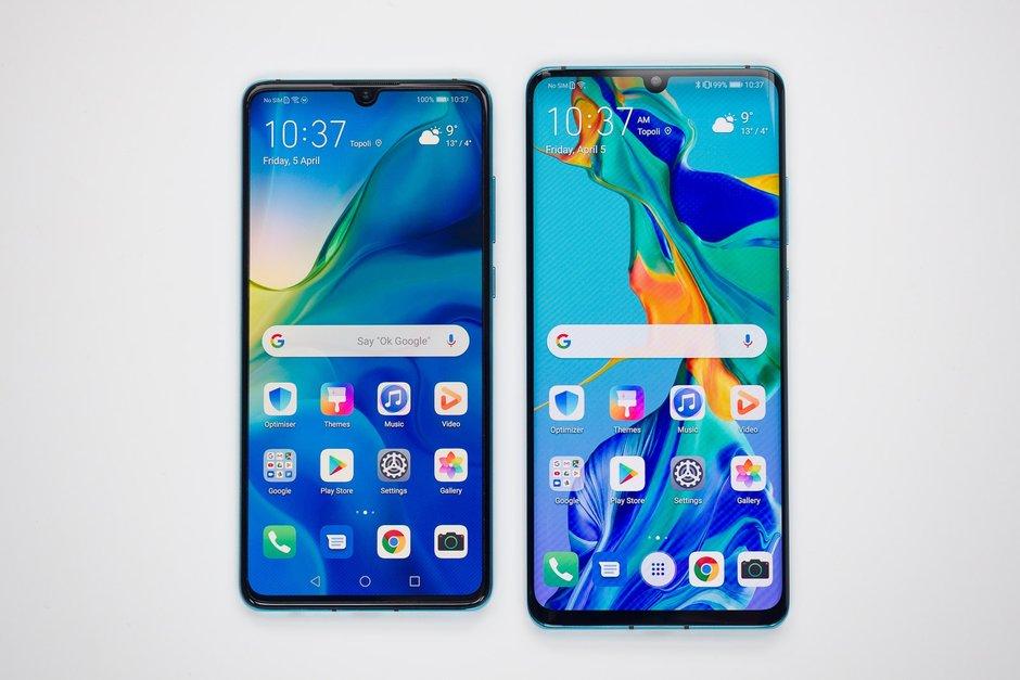 Изненада: предварителни поръчки на Huawei P30 и P30 Pro в САЩ с включена гаранция