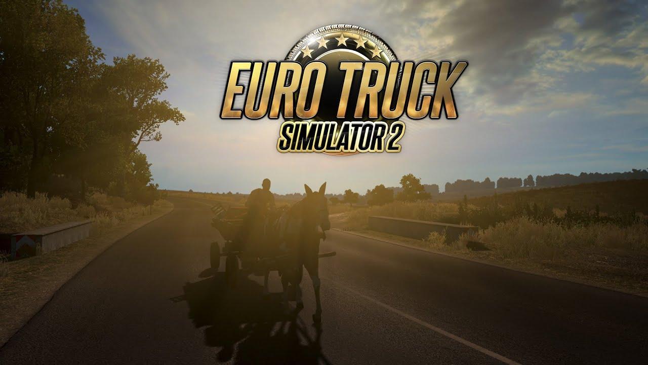 Снимка: Euro Truck Simulator 2 идва в България със следващия си експанжън
