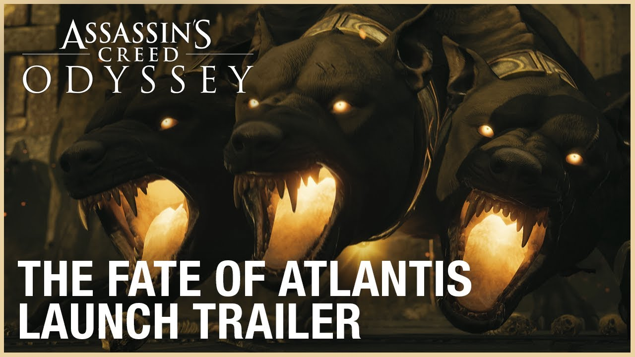 Снимка: Assassin's Creed Odyssey ще се сдобие с DLC за Атлантида