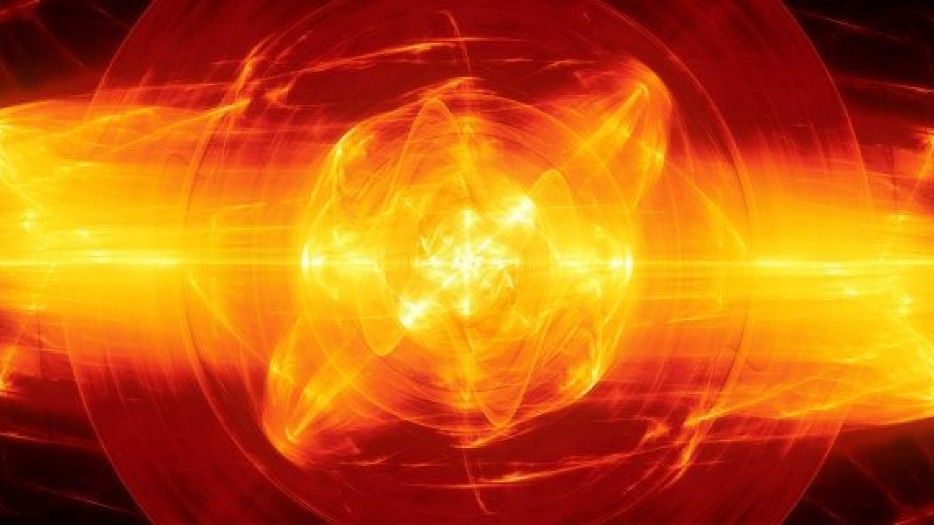 При сливането на две атомни ядра се отделя огромно количество