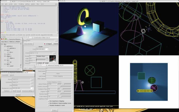 AutoCAD  Linux    2019