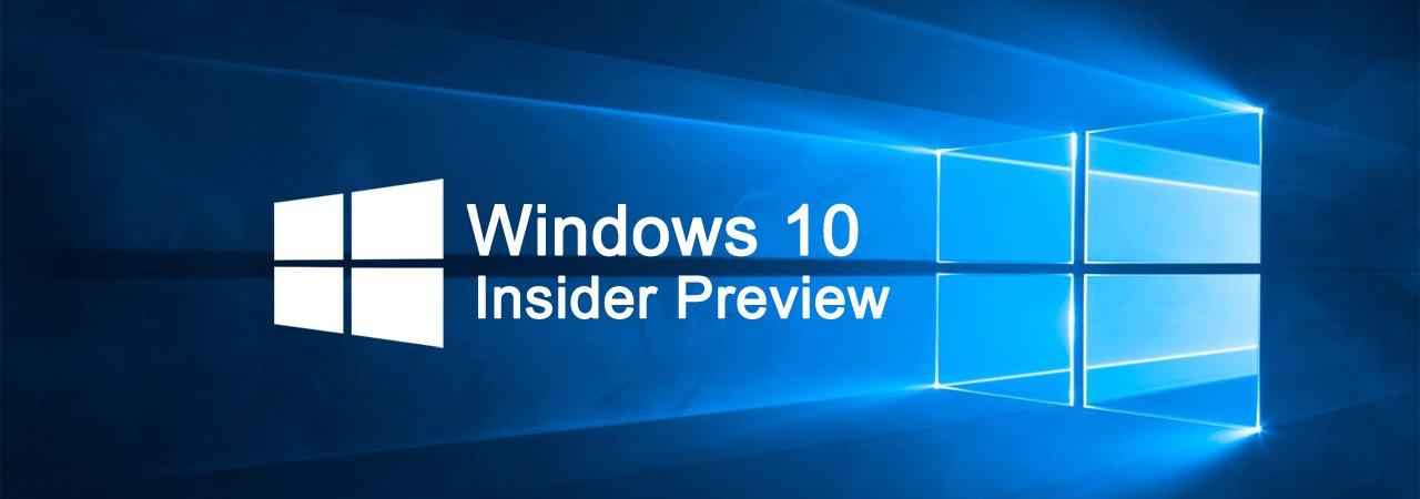 Преди няколко часа тестерите на операционната система Windows 10 получиха
