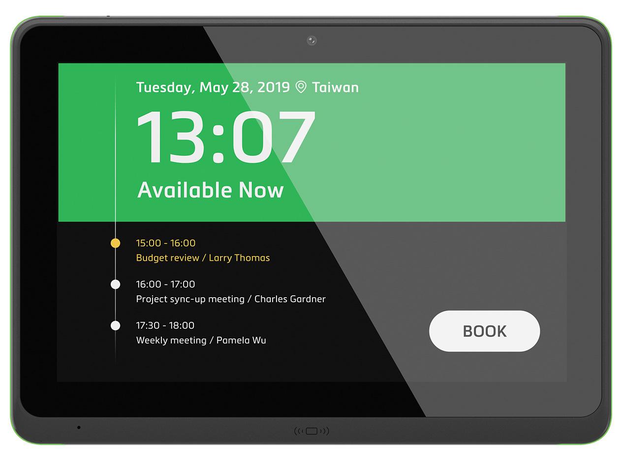 Mio представи нова линия от професионални таблети на Computex 2019.