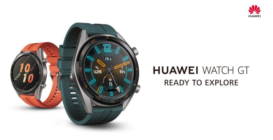 Huawei обяви, че продажбите на смарт часовниците от серията WATCH