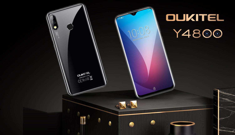 Снимка: OUKITEL Y4800 срещу Redmi Note 7 Pro; предпродажбите започват на 22 юли