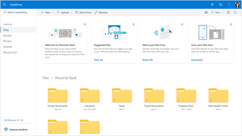 Microsoft обяви,че въвежда нова характеристика за потребителите на своята облачна