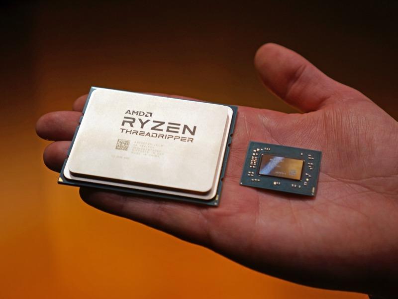 Уеб порталът WCCF съобщи, че компанията AMD възнамерява да представи