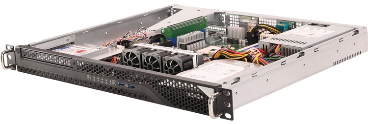 Компанията ASRock Rack предлага на корпоративните клиенти сървъра 1U2LW-X470 за
