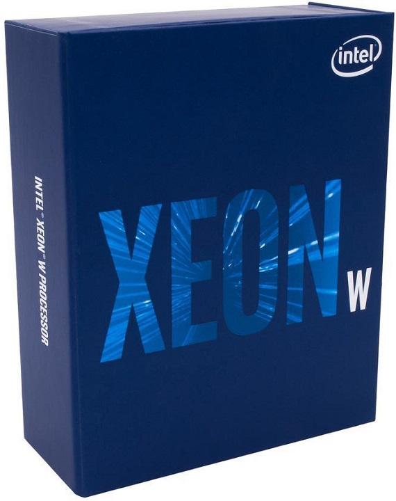 Intel официално представи процесорите Xeon W-3200 за работни станции с
