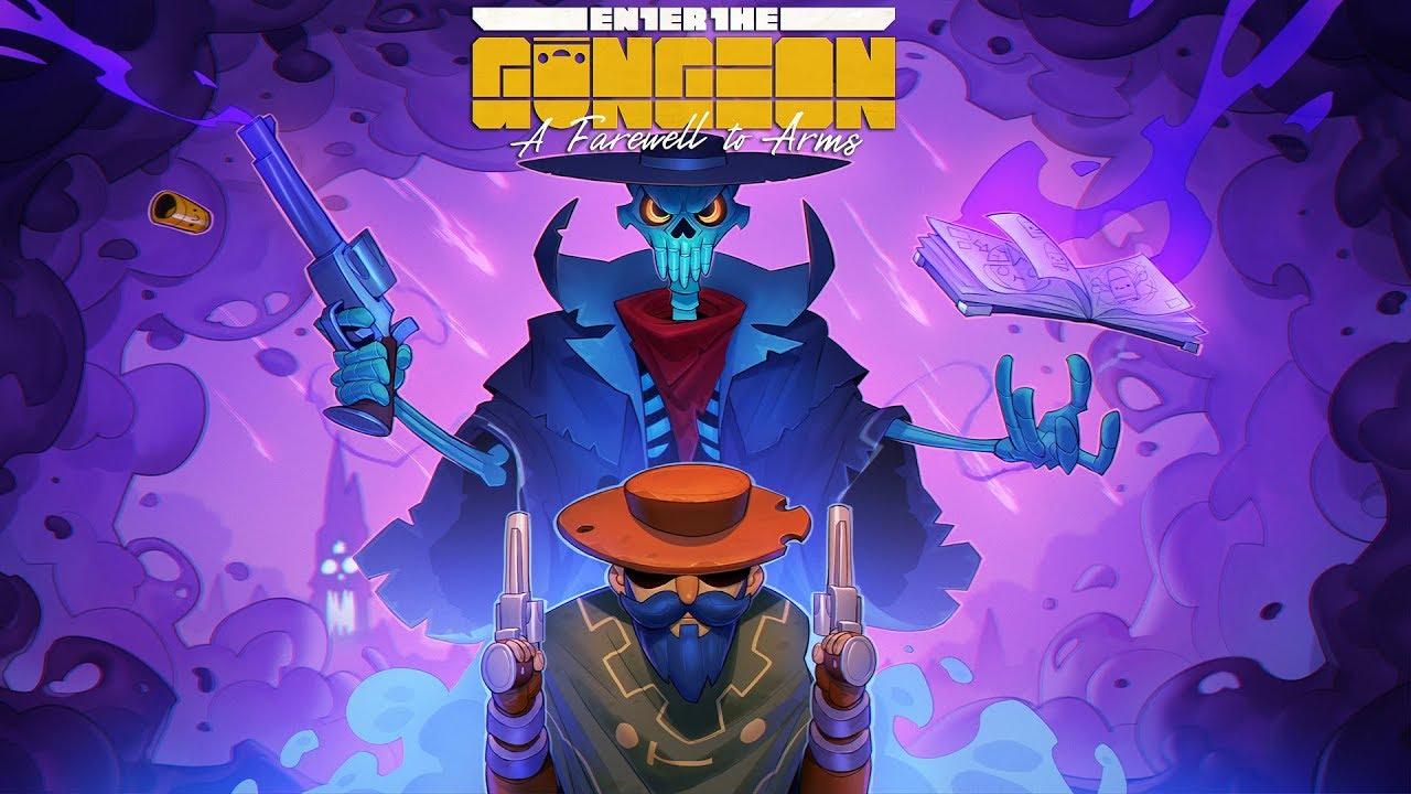 Enter the Gungeon е indie заглавие, което набра доста популярност.