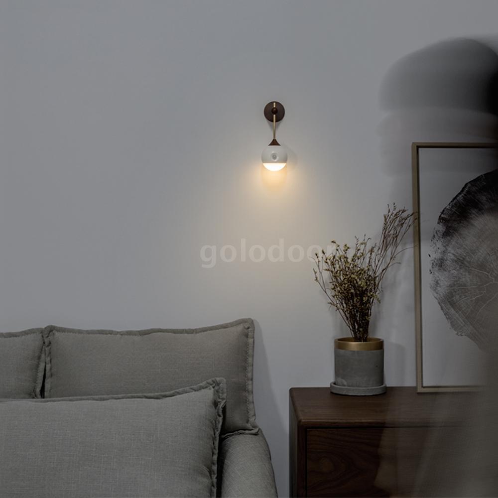 Xiaomi Mijia Sothing е преносима портативна нощна лампа, оборудваната с