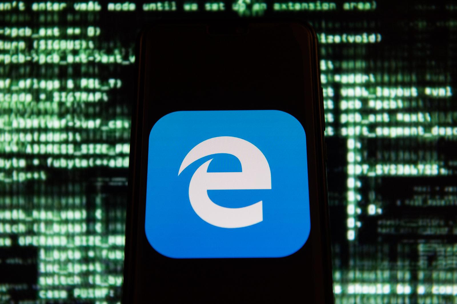 Софтуерният гигант продължава да развива своя браузър Edge, базиран на