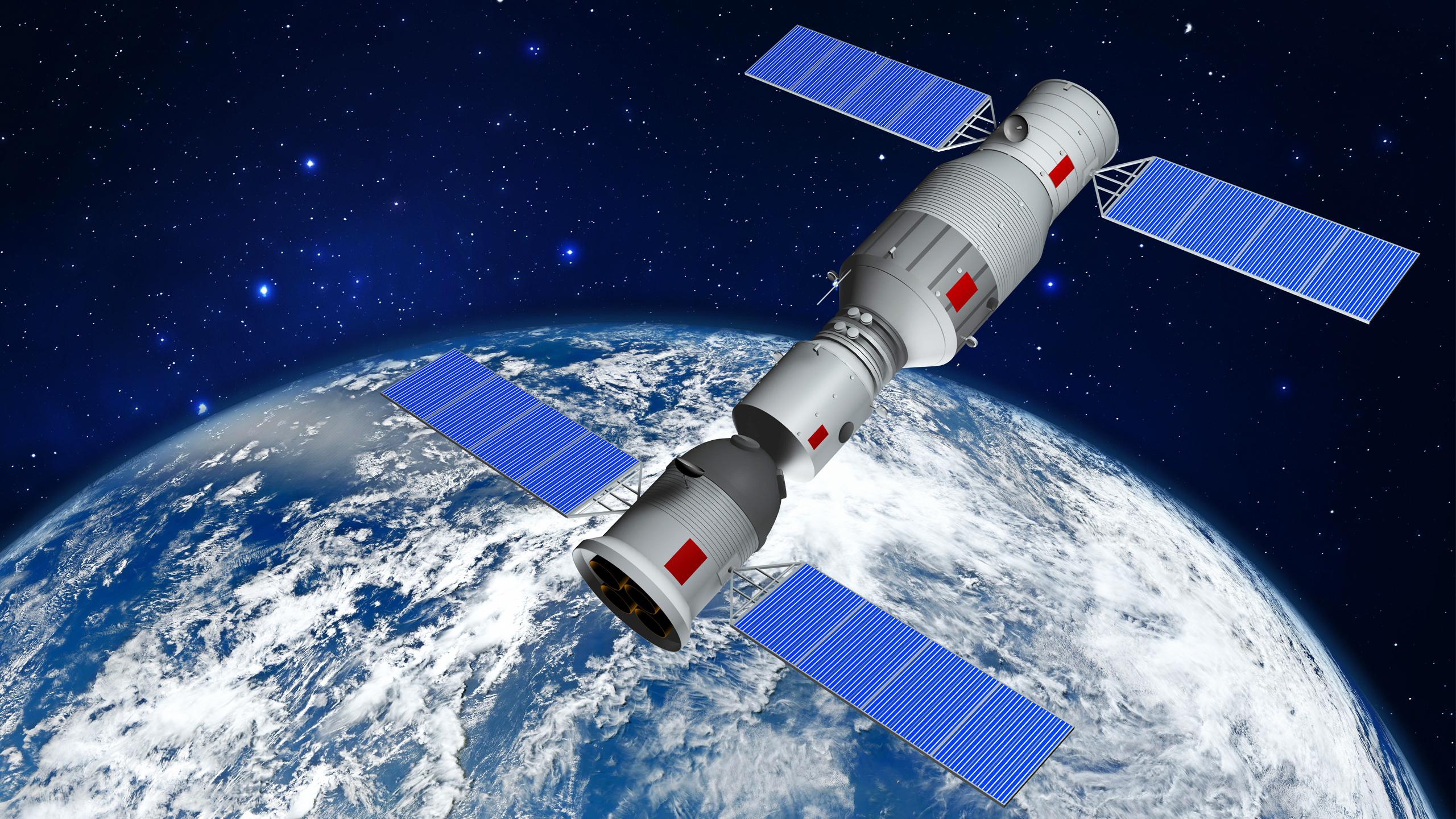 На 19 юли специалистите на китайското национално космическо управление (CNSA)