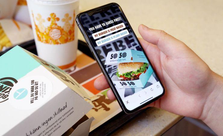"""Burger King предлага бургери с """"кюфте"""" на растителна основа. Съставките"""