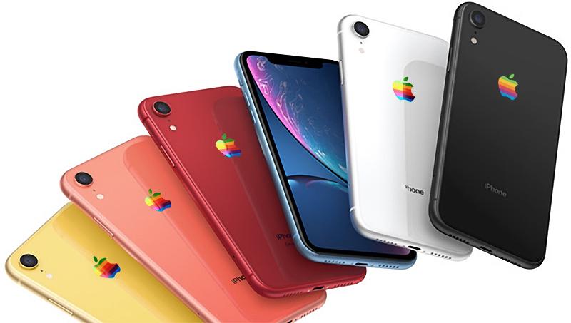Снимка: Класическото лого на Apple може да се завърне с новите iPhone устройства