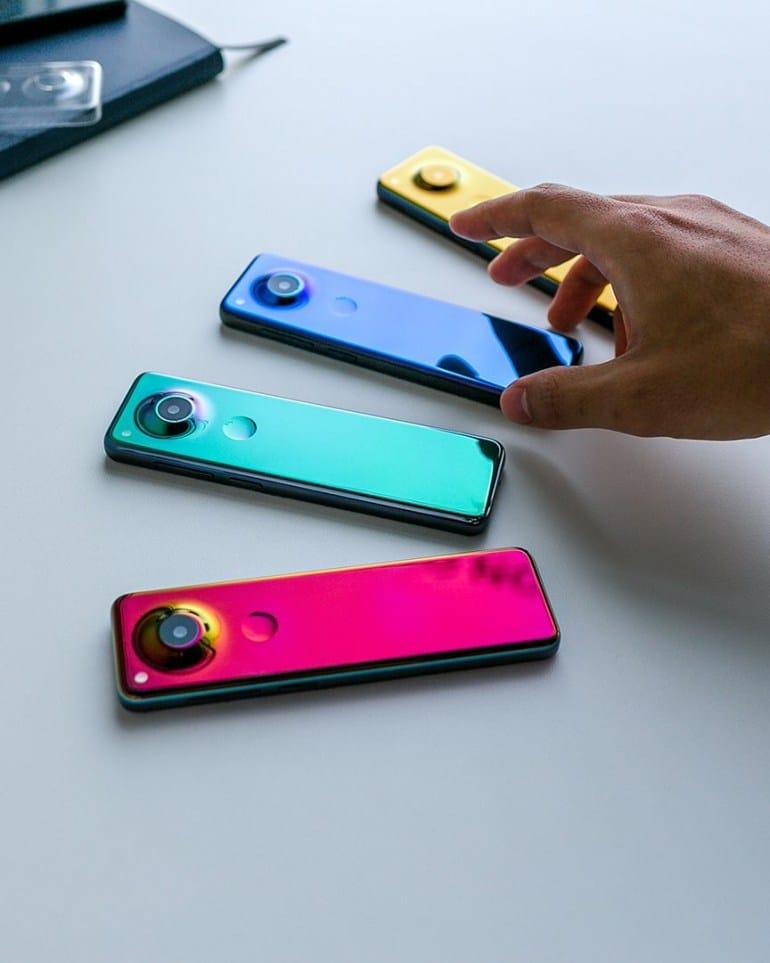 Project Gem: създателят на Android Анди Рубин представи смартфон от нов тип