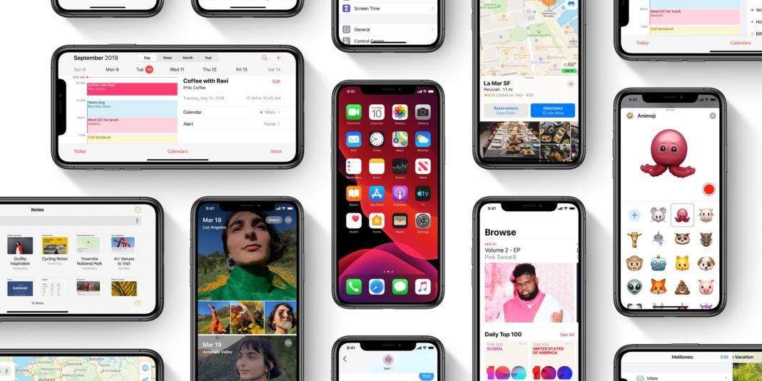 iOS 13 вече е инсталиране на 50% от iPhone, iPadOS – на 33%